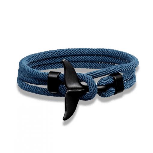 Whale Fin Bracelet