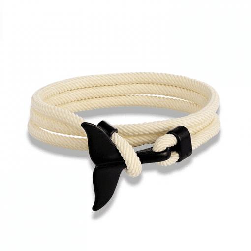 Whale Fluke Bracelet