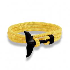 Yellow Whale bracelet