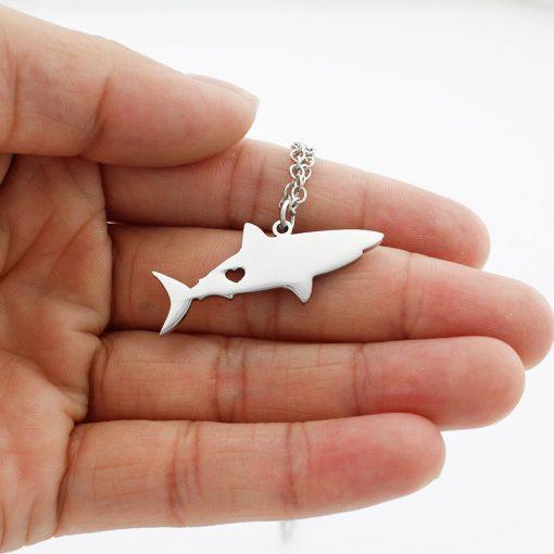 Shark Pendant
