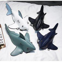 Little Shark Bag
