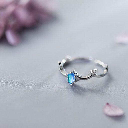 Mermaid Ring - Silver