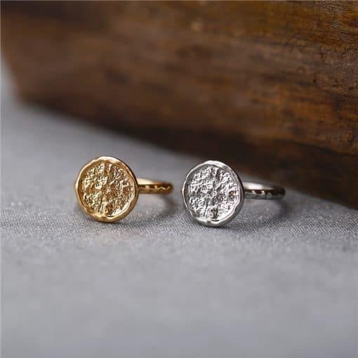 Bohemian Compass Ring