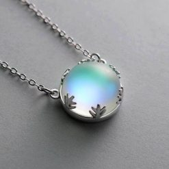 Ocean Light Necklace