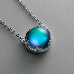 Ocean Light Necklace