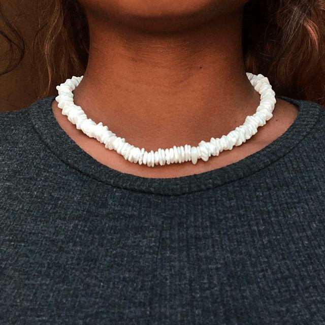 Beachy Puka necklace