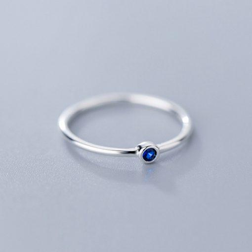 Blue Ocean Ring