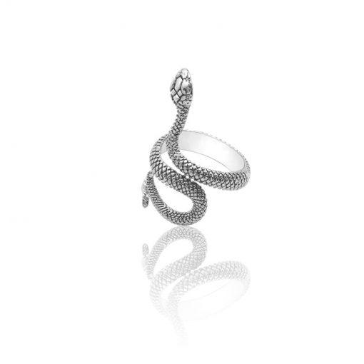 Sea Snake Ring