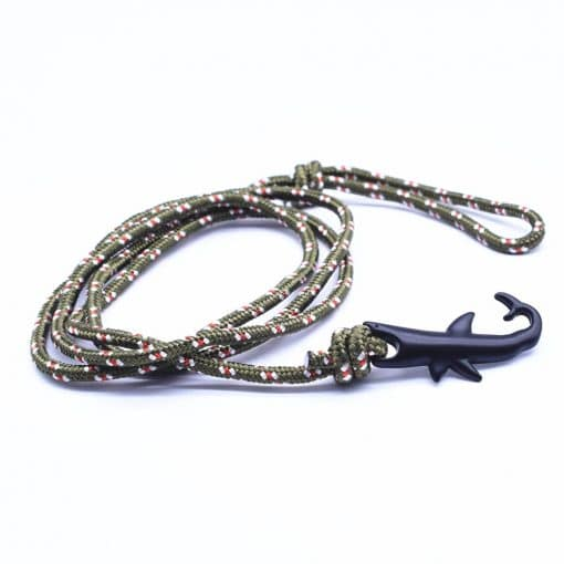 Paracord Shark Bracelet
