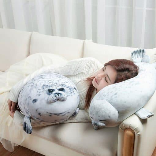 Seal plush