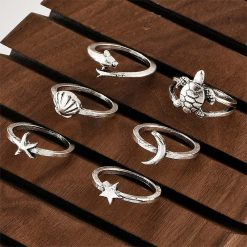 Bahamas Ring Set