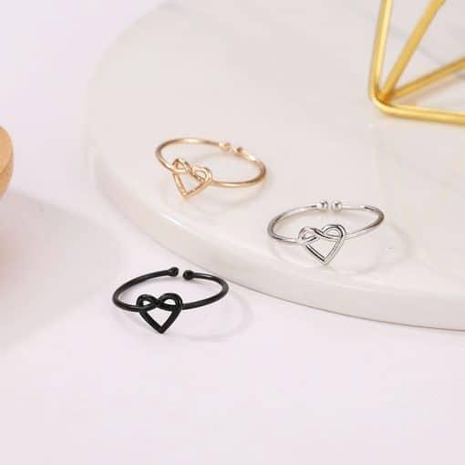 Ocean lover ring