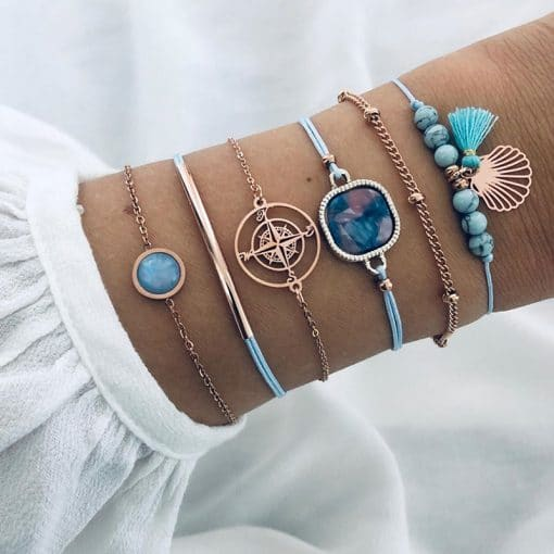 Ocean vibe bracelet