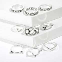 Summer ring set